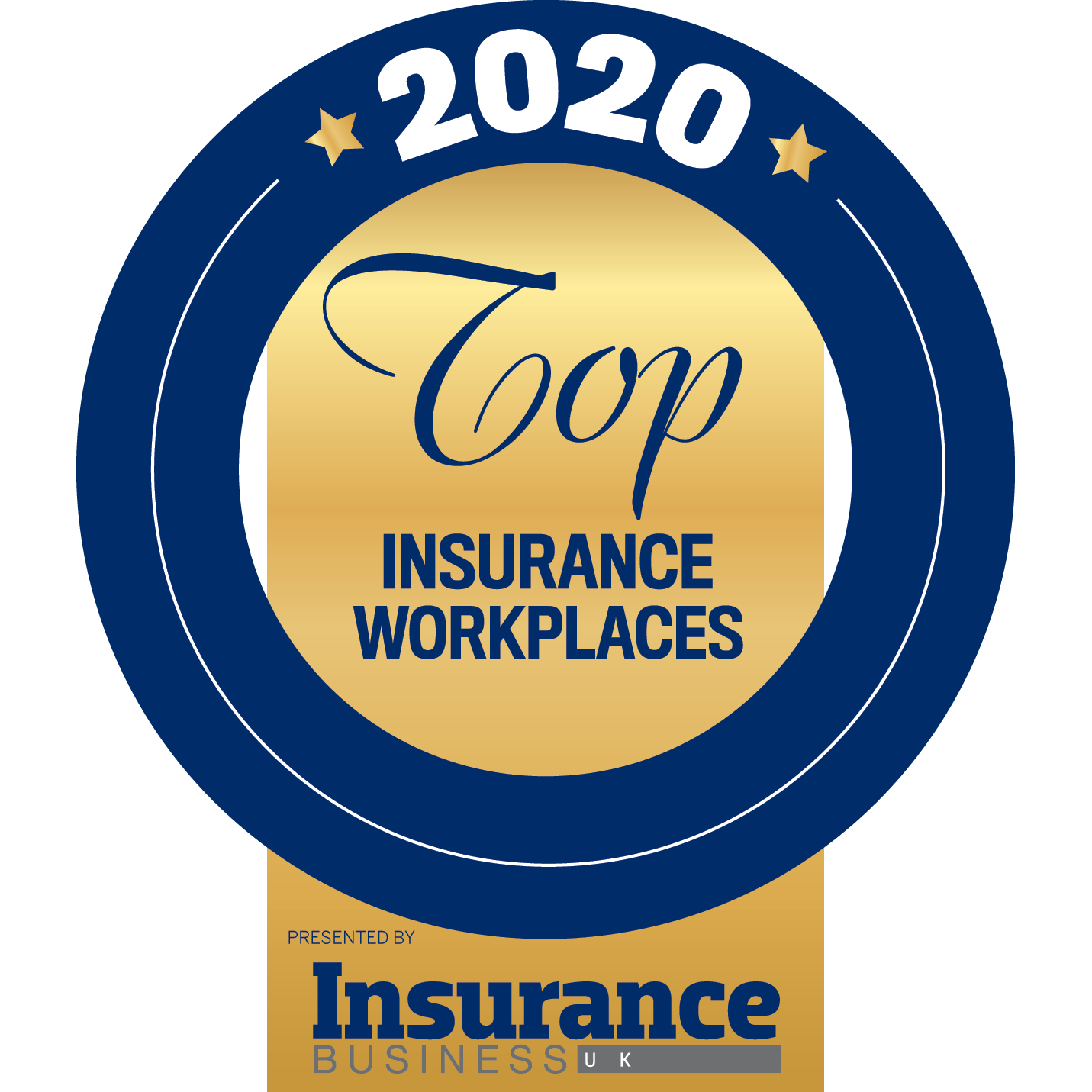 Insurance Business UK - Top Insurance Wrokplaces 2020