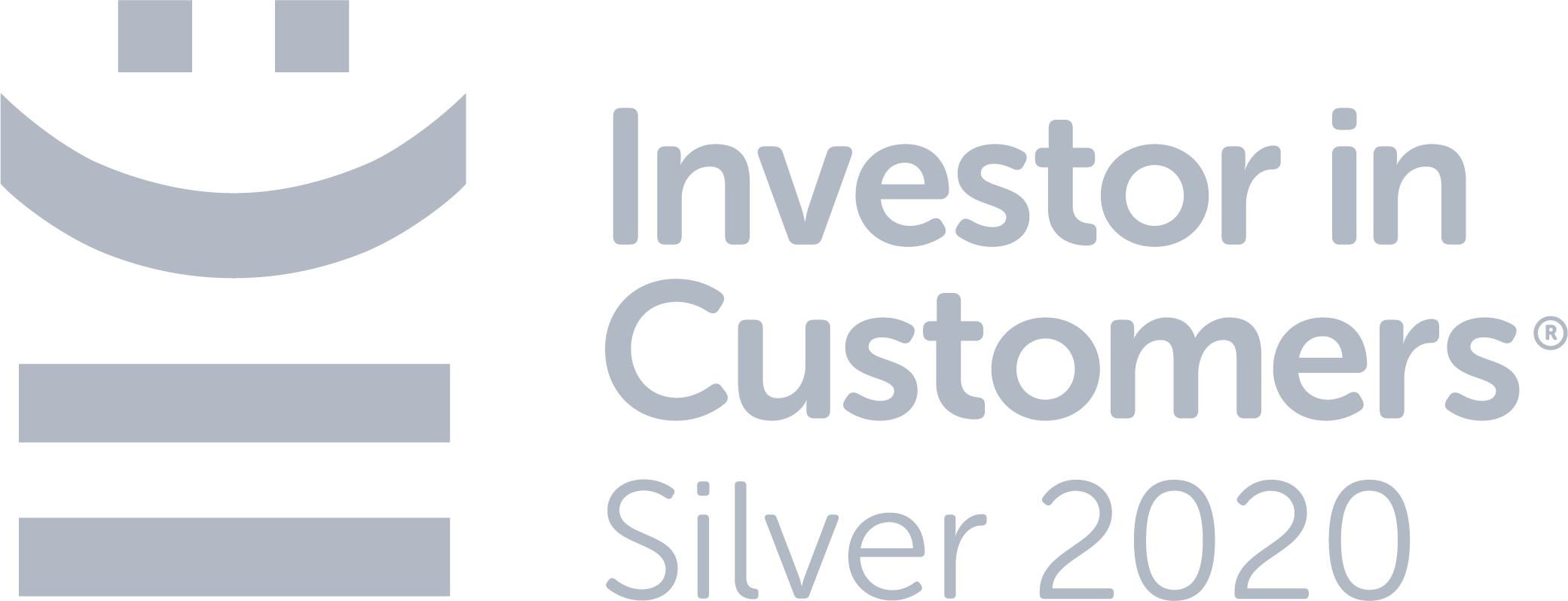 Investor in Customers - Silver 2020