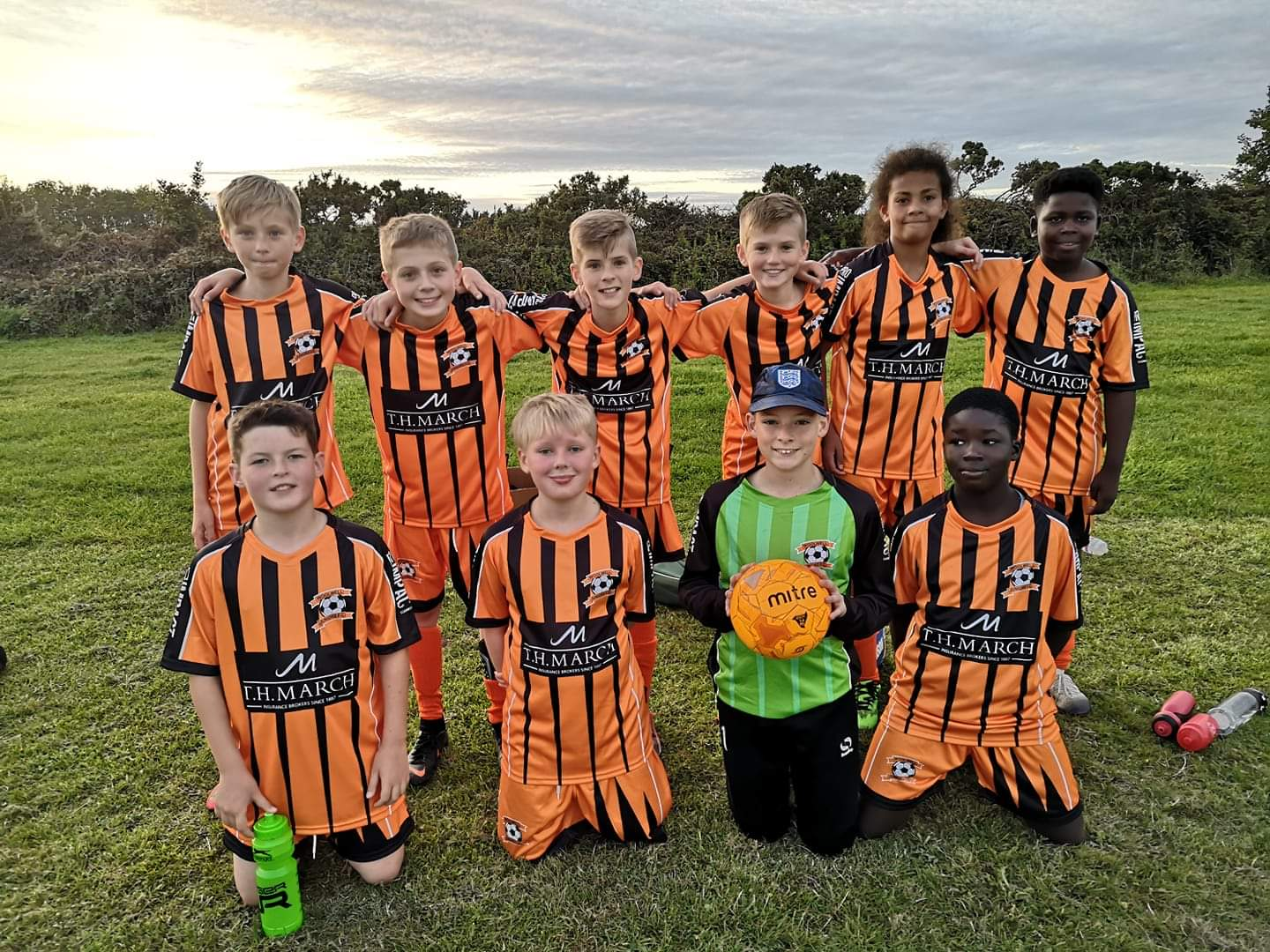 Small but perfectly formed – the football club that just won't give up!