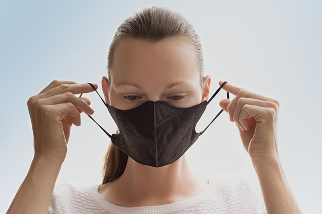 Wearing Facial Masks or Coverings in the Workplace During COVID-19