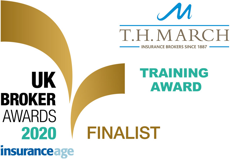 TH March shortlisted for Training Award