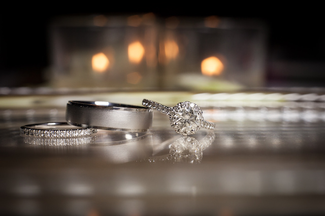 Thin or thick engagement rings? What looks best?