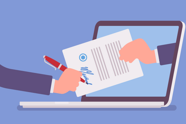 How to Avoid Electronic Signing Service Scams