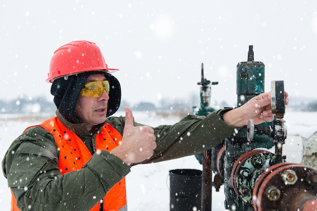 The Risks of Cold Stress