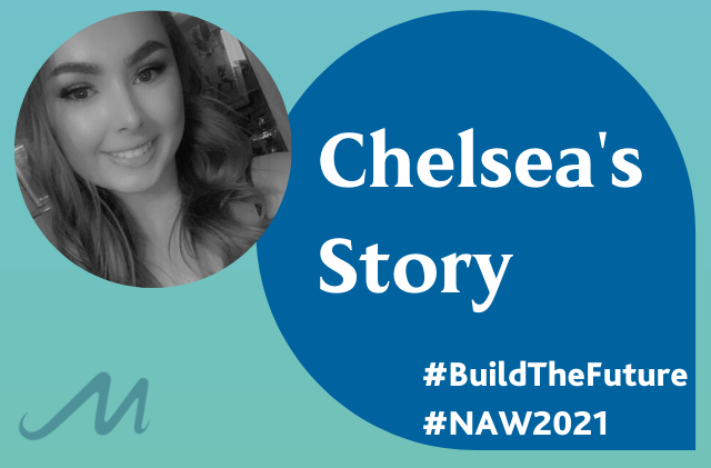 National Apprenticeship Week: Chelsea's Story
