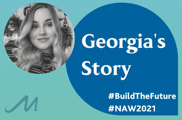 National Apprenticeship Week: Georgia's Story