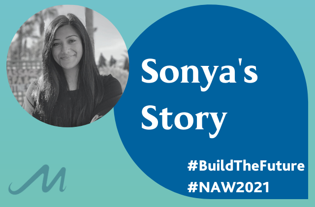National Apprenticeship Week: Sonya's Story