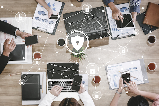 Minimising Physical Threats to Cyber-security