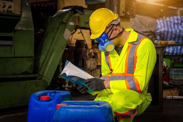 Chemical Safety in the Workplace