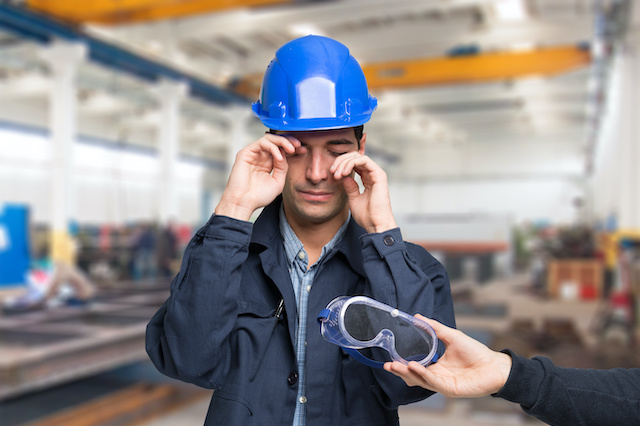 Preventing Eye Injuries in the Workplace