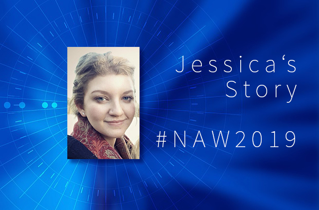 National Apprenticeship Week: Jessica's Story