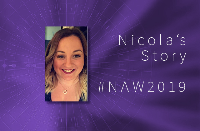 National Apprenticeship Week: Nicola's Story