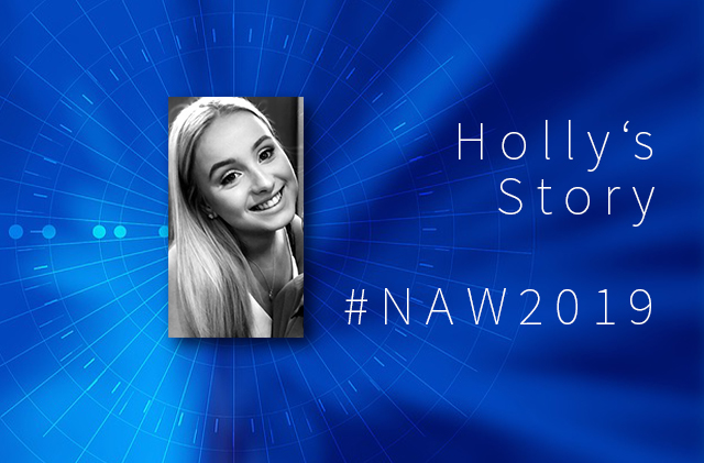 National Apprenticeship Week: Holly's Story