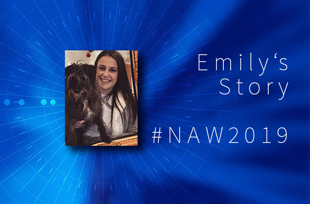 National Apprenticeship Week – Emily Conybeare's Story