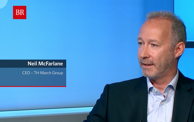 TH March Group CEO Neil McFarlane on Business Reporter